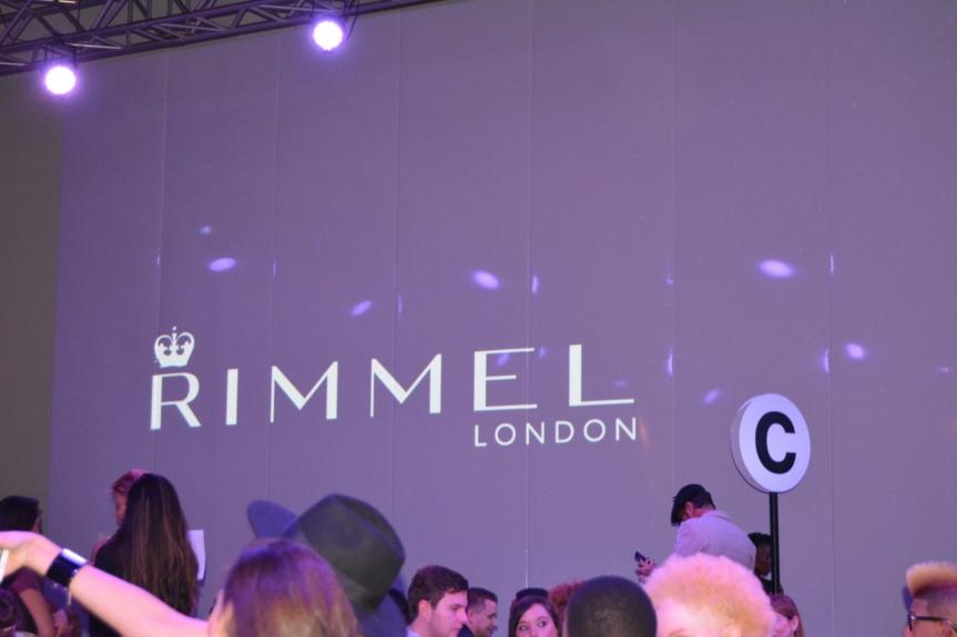 SA Fashion Week with RimmelSA