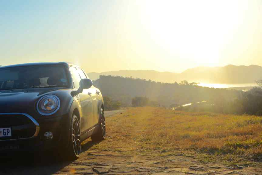 Finding MINI Paris with the MINI Clubman: Melrose Arch Auto