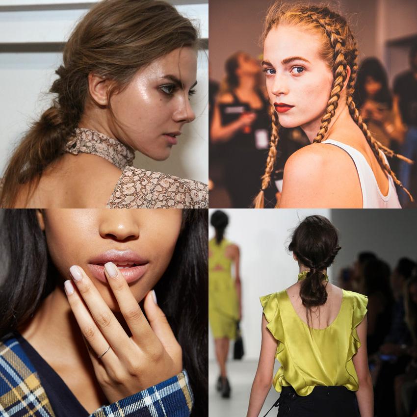SS17 Beauty Trends